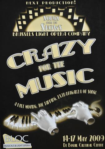 Crazy for the Music