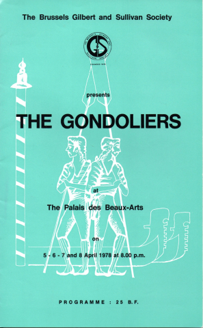 The Gondoliers (G&S Society 1978)
