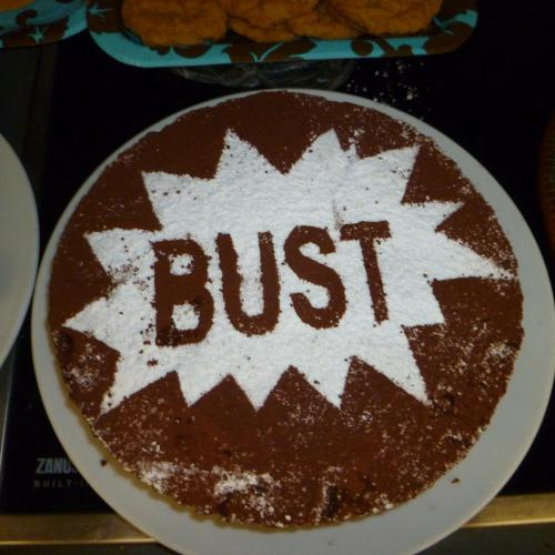 Basingstoke & Bust! - After Show Party